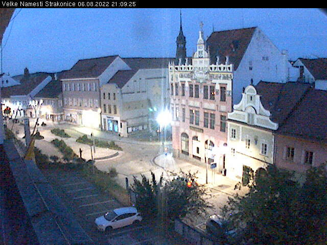 Webcam - Strakonice