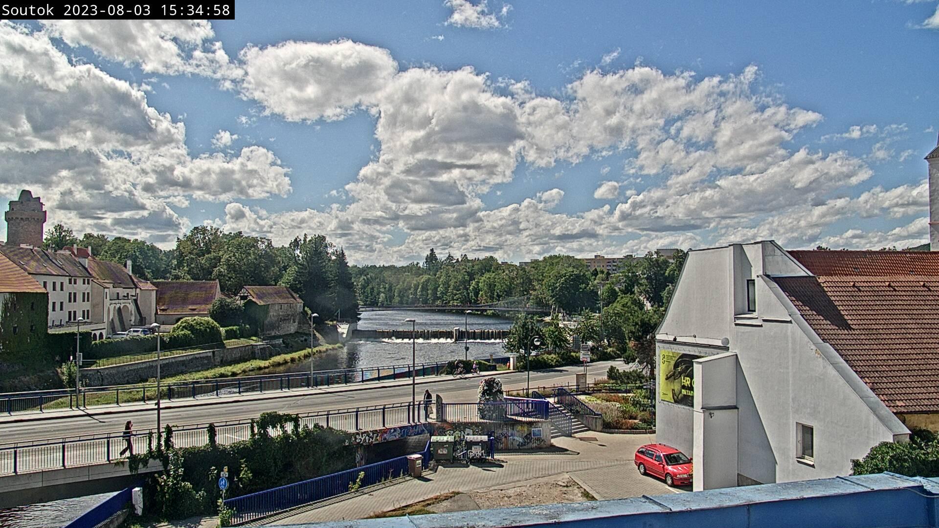 webkamera Strakonice, Jihočeský kraj